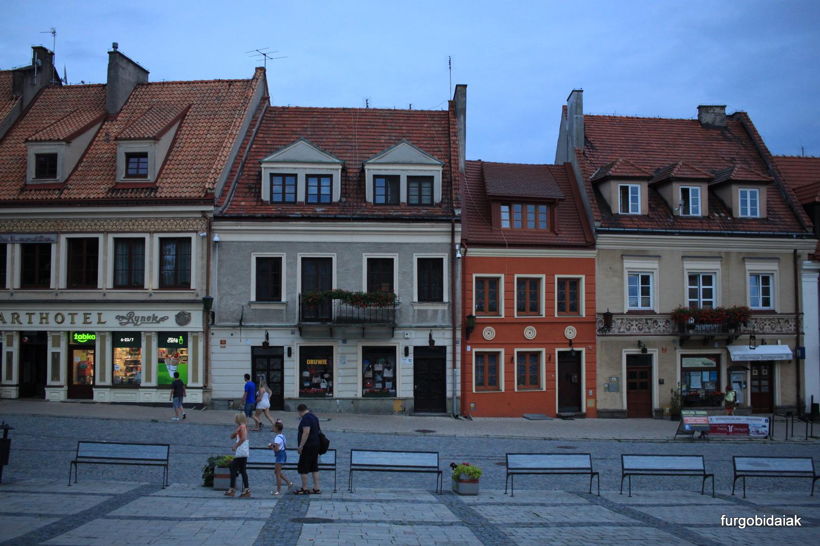 Sandomierz, Región de Lublin, Polonia