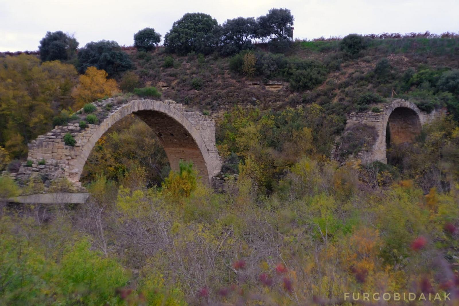 Puente de Assa, Rioja Alavesa