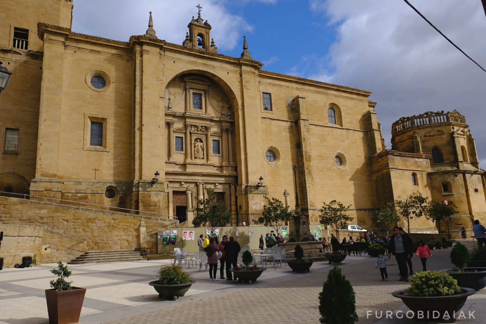 Plaza de la Paz, Labastida, La Rioja Alavesa