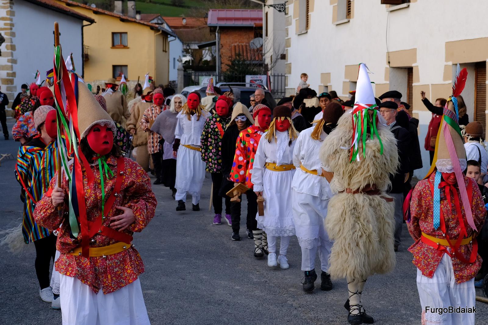 Carnavales rurales de la Llanada Alavesa