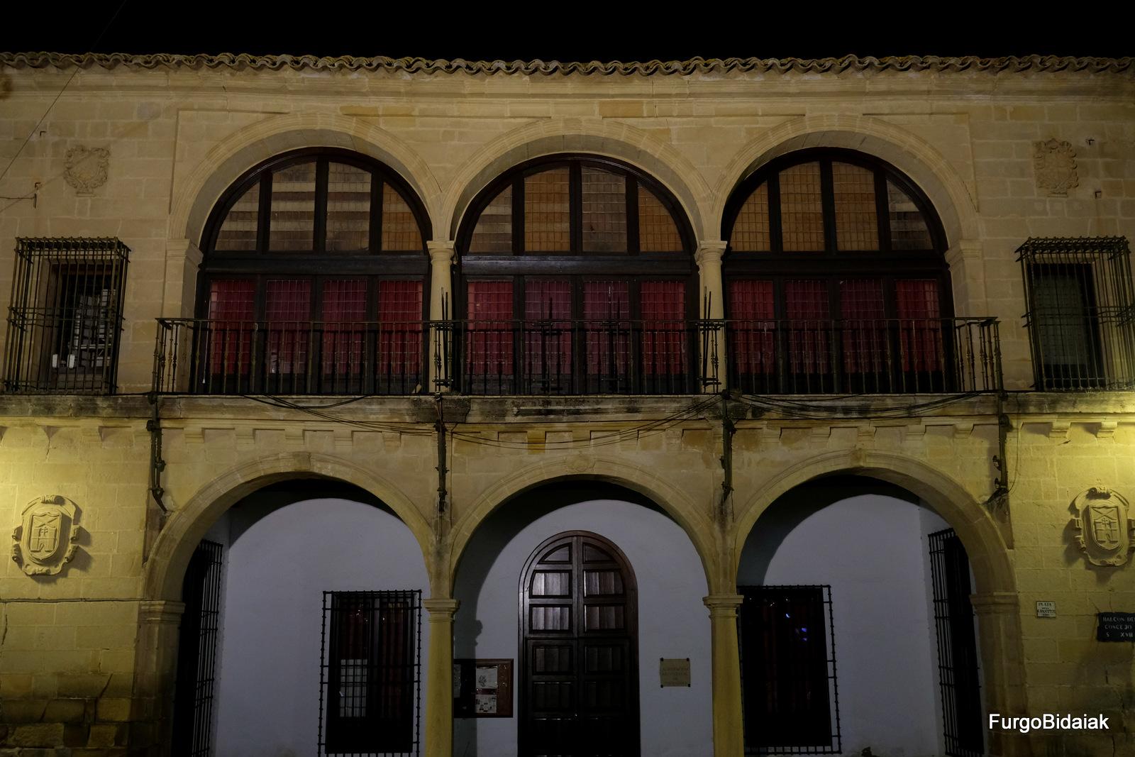 Qué ver en Jaén, Baeza
