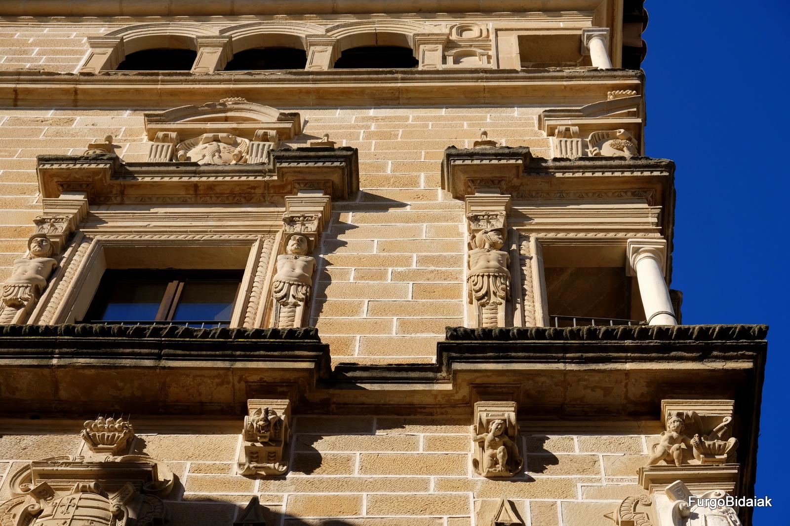 Qué ver en Jaén, Palacio de los Condes de Guadiana.