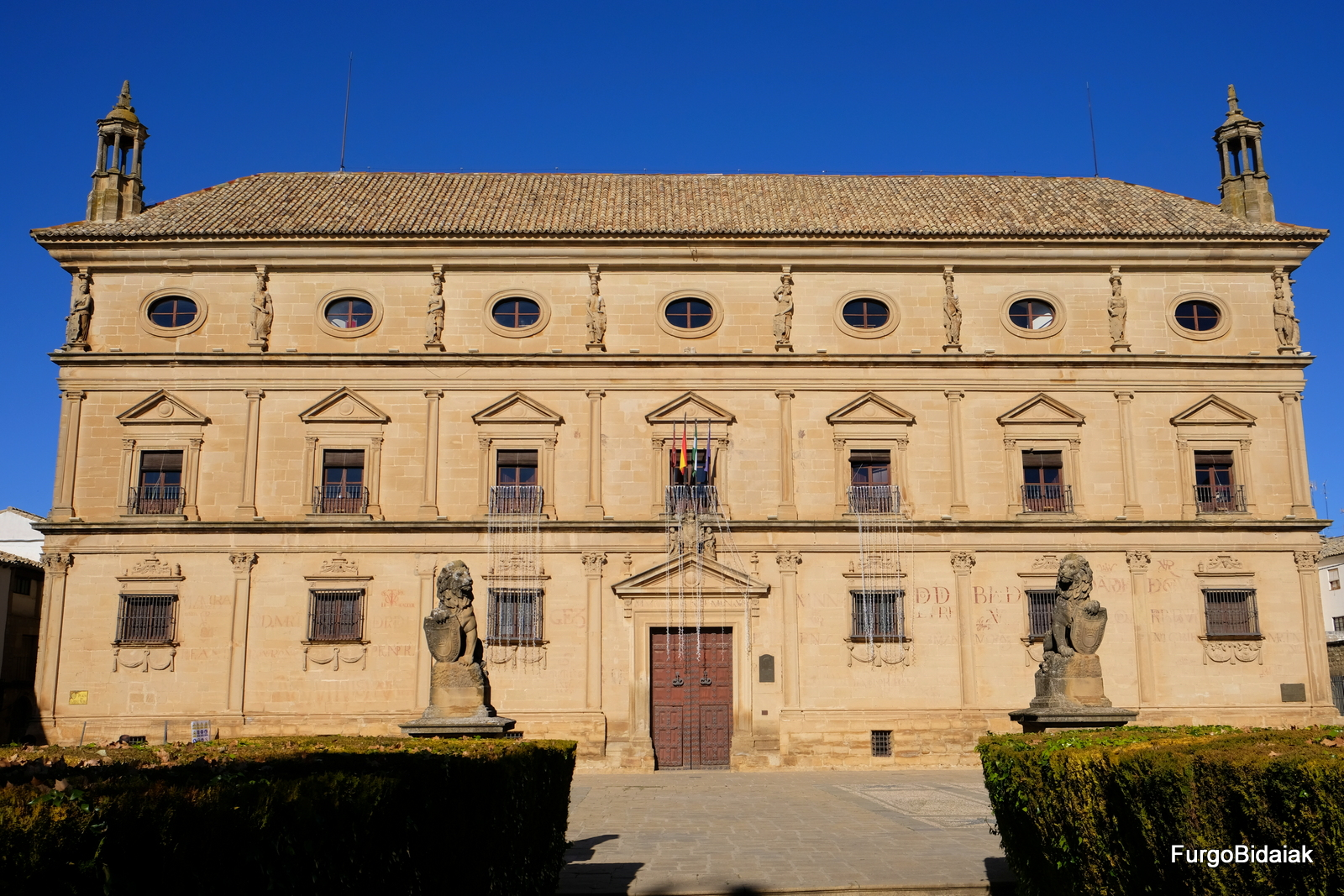 Visitando Jaén