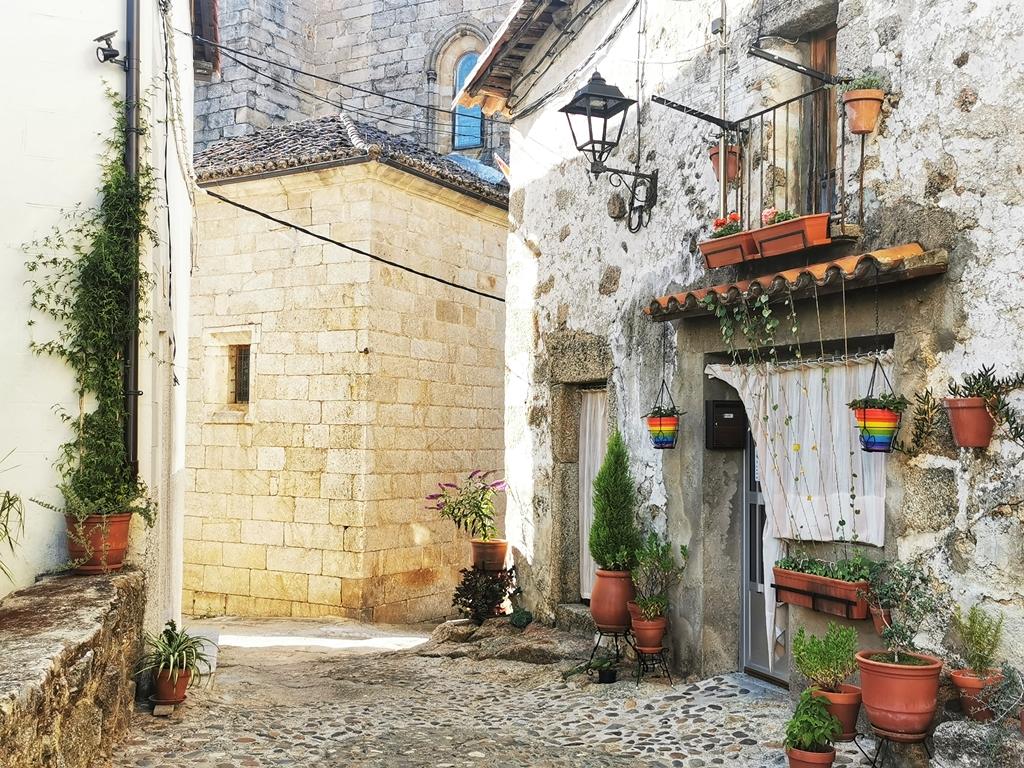 Casas barrio judío, Acebo, Pueblos más bonitos de Sierra de Gata.