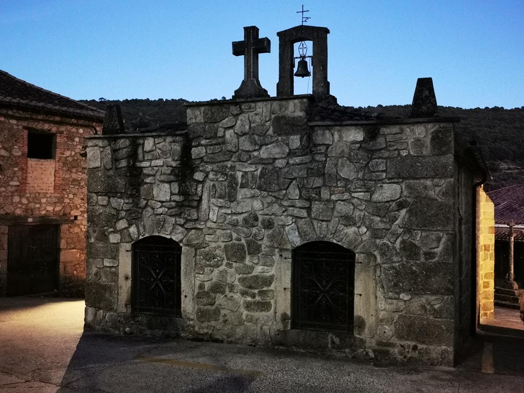 Ermita del Humilladero, Gata. Pueblos más bonitos de Sierra de Gata.