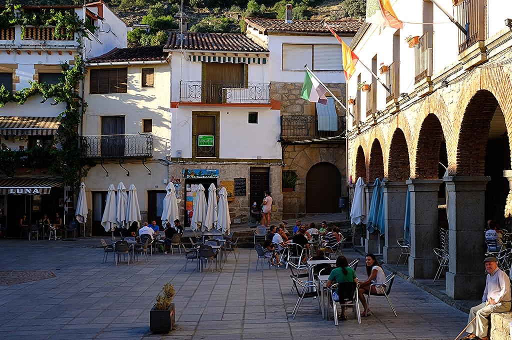 Plaza de Gata, Pueblos más bonitos de Sierra de Gata.