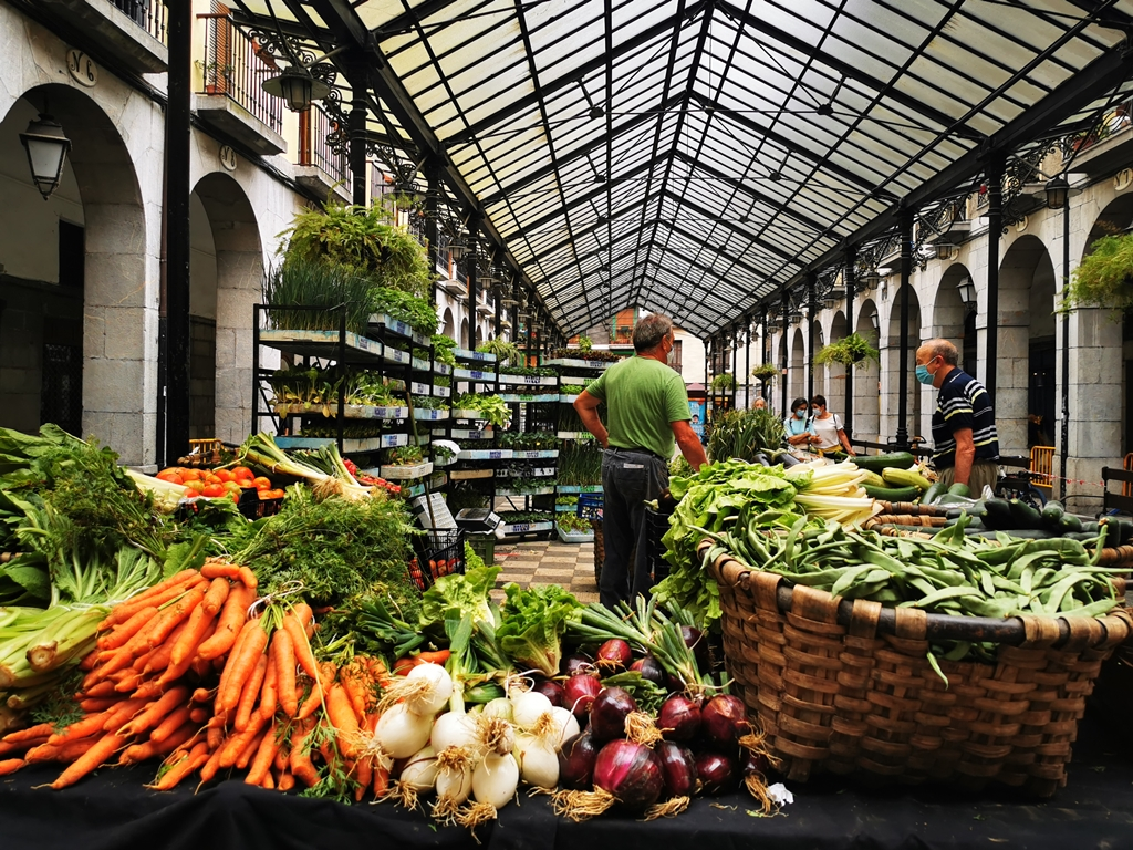 10 Razones para visitar Tolosaldea Mercado de Tolosa