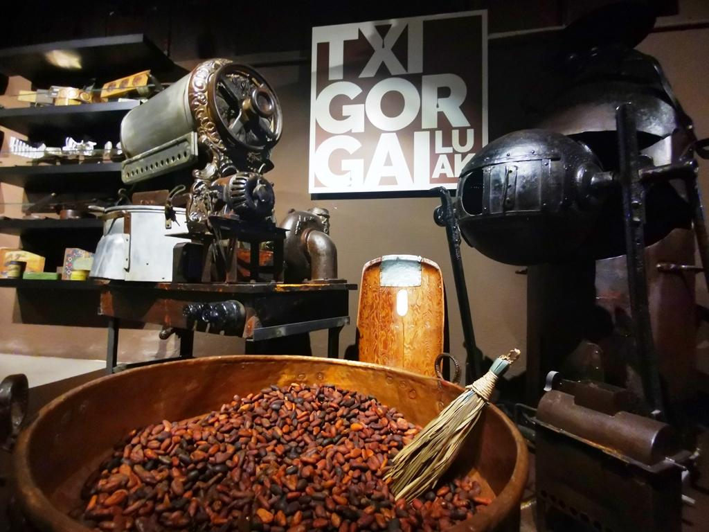 10 Razones para visitar Tolosaldea Museo del chocolate