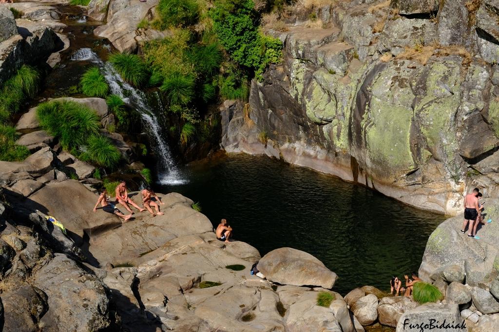 El Trabuquete. Las mejores piscinas naturales de La Vera.