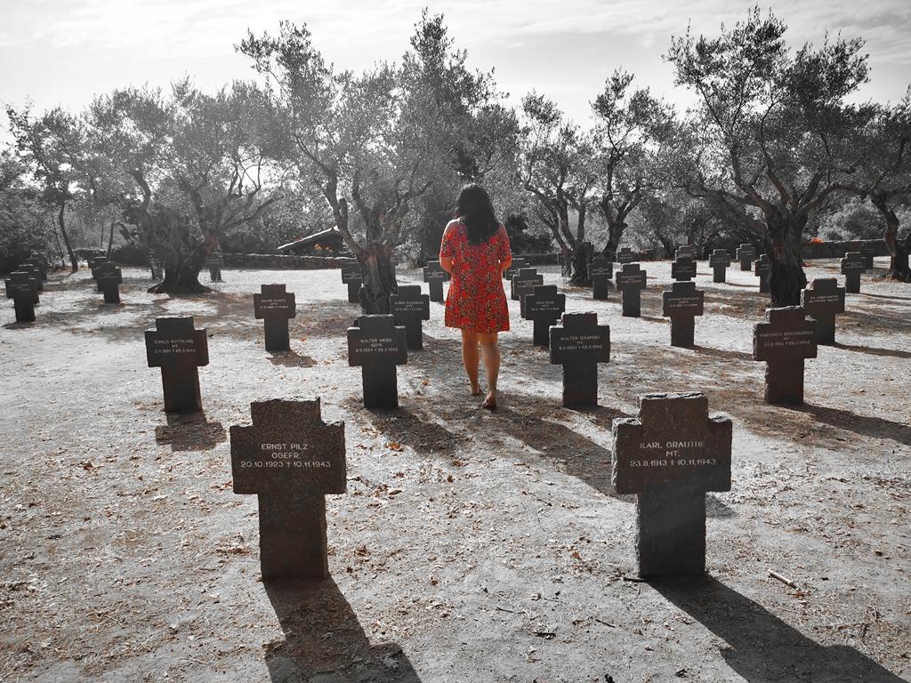 Cementerio alemán.