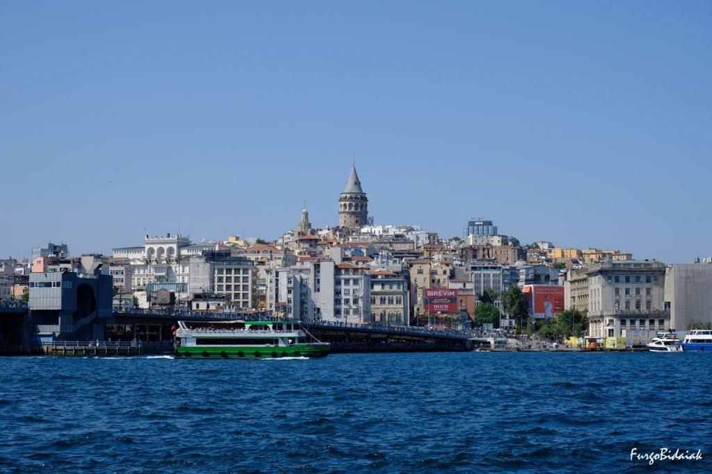 barco Estambul