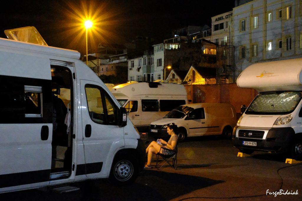 Area Ac Estambul