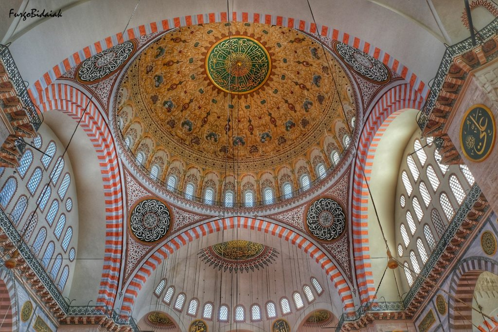 Mezquita de Soliman