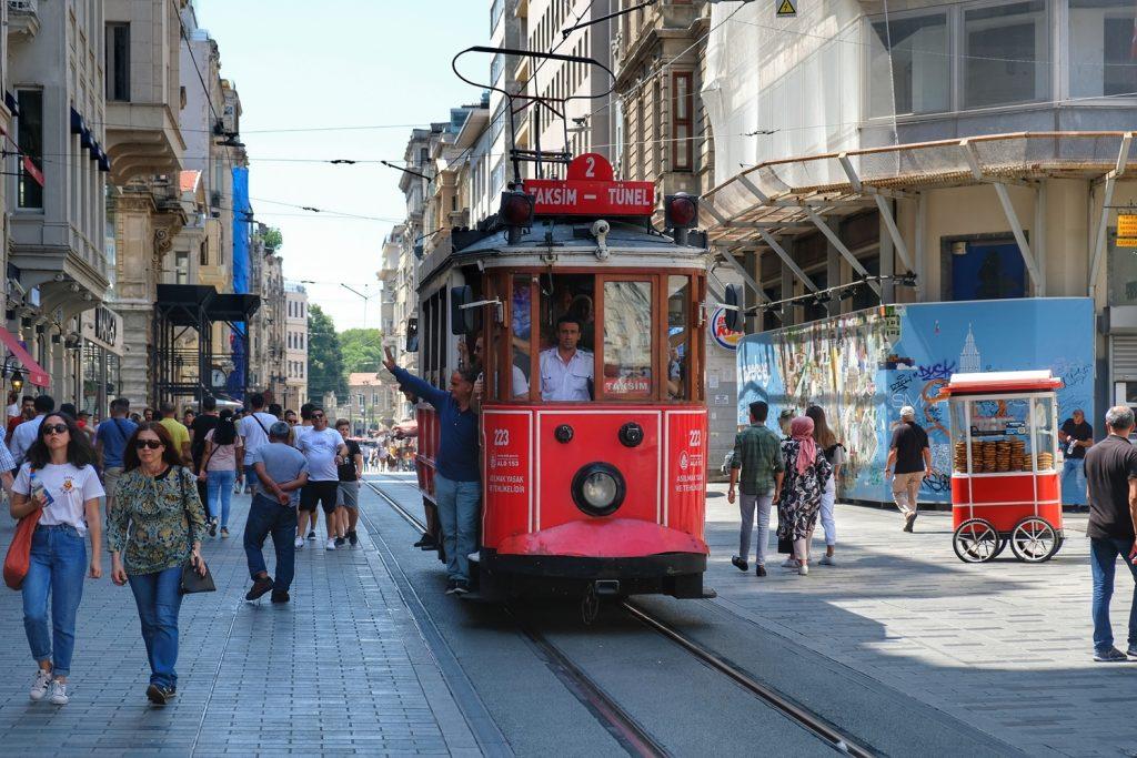 Taksim que ver en Estambul