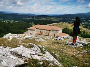 Santuario de Oro ,Gorbeia