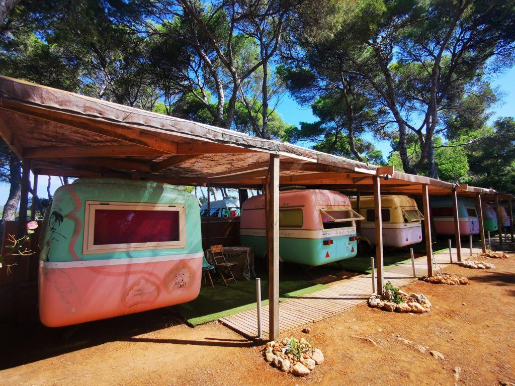 Ibiza en autocaravana